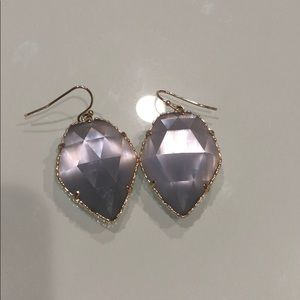 Kendra Scott Opalescent Rare Earrings